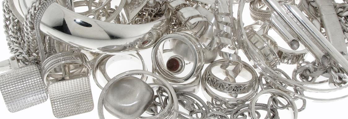 Silberschmuck  Silberschmuck verkaufen - seriöser Ankauf | DIGOSI-Scheideanstalt